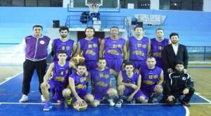 Il roster del Castanea Basket 2010