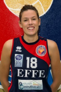 Paola Micali (Effe Volley)