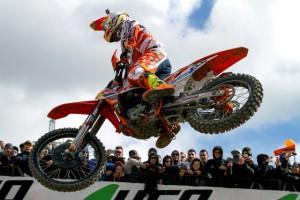 Tony Cairoli (foto Carmelo Lenzo)