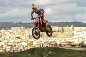Tony Cairoli (foto Lenzo)