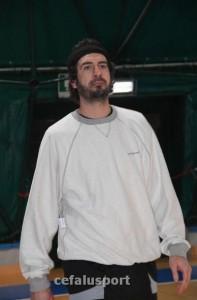 L'uomo partita Agostino Li Vecchi, autore di 28 punti