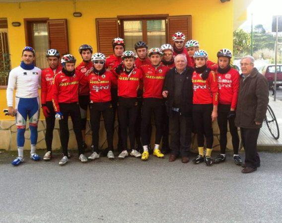 Team Cambria-Mancuso 2014