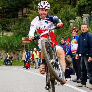 Trofeo Colli San Rizzo - L'arrivo di Bonaccorso