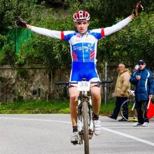 Trofeo Colli San Rizzo - La vittoria di Giacoppo