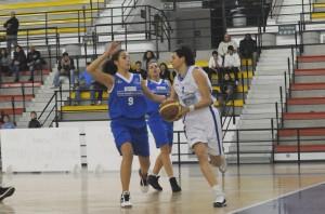Ilaria Vento (Rescifina) in azione