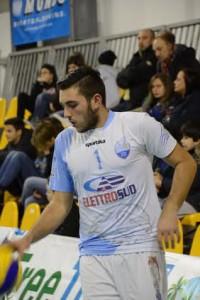 Il giovane Costantino Mirenda