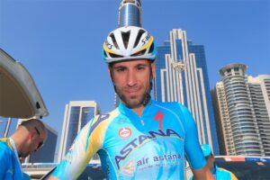 Vincenzo Nibali a Dubai