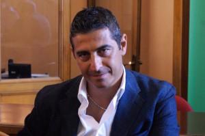 L'allenatore del Foggia, Pasquale Padalino
