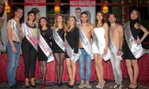 Foto di gruppo per i premiati di Villa Liga