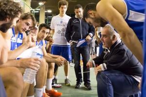 La Moncada Agrigento di coach Franco Ciani