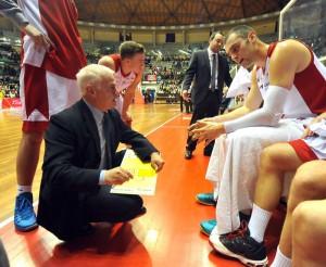 Eugenio Dalmasson, coach di Trieste