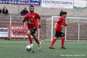 Cammaroto e Brancato (foto Carmelo Lenzo)