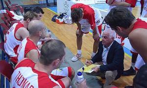 Eugenio Dalmasson (Trieste) parla ai suoi ragazzi