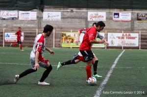 Alberto Cappello in azione (foto Carmelo Lenzo)