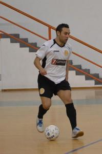 Angelo Spadaro in azione