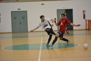 Fase di gioco Futsal Peloro Messina-Pro Gela1
