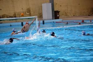 Fase di gioco Ossidiana-WP Palermo1