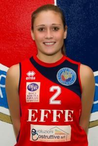 Floriana Cosentino (Effe Volley Santa Teresa)