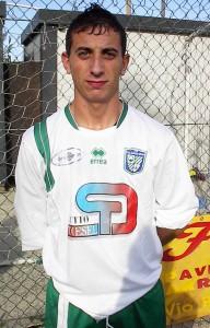 Mirko Giacopello del Messina Sud (scatto di R .S.)