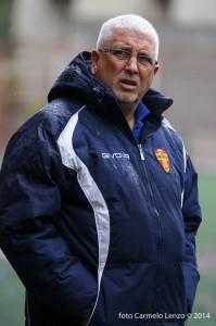 Il tecnico Gianfranco Laganà (foto Carmelo Lenzo)