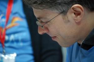 """Leo Ortolani, ideatore del manifesto di """"Etna Comics 2014"""""""