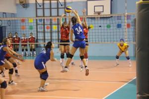 Ludovica Conti in azione
