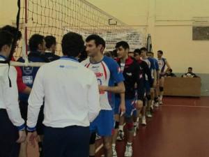 Volley Letojanni-Ottica Sottile Barcellona