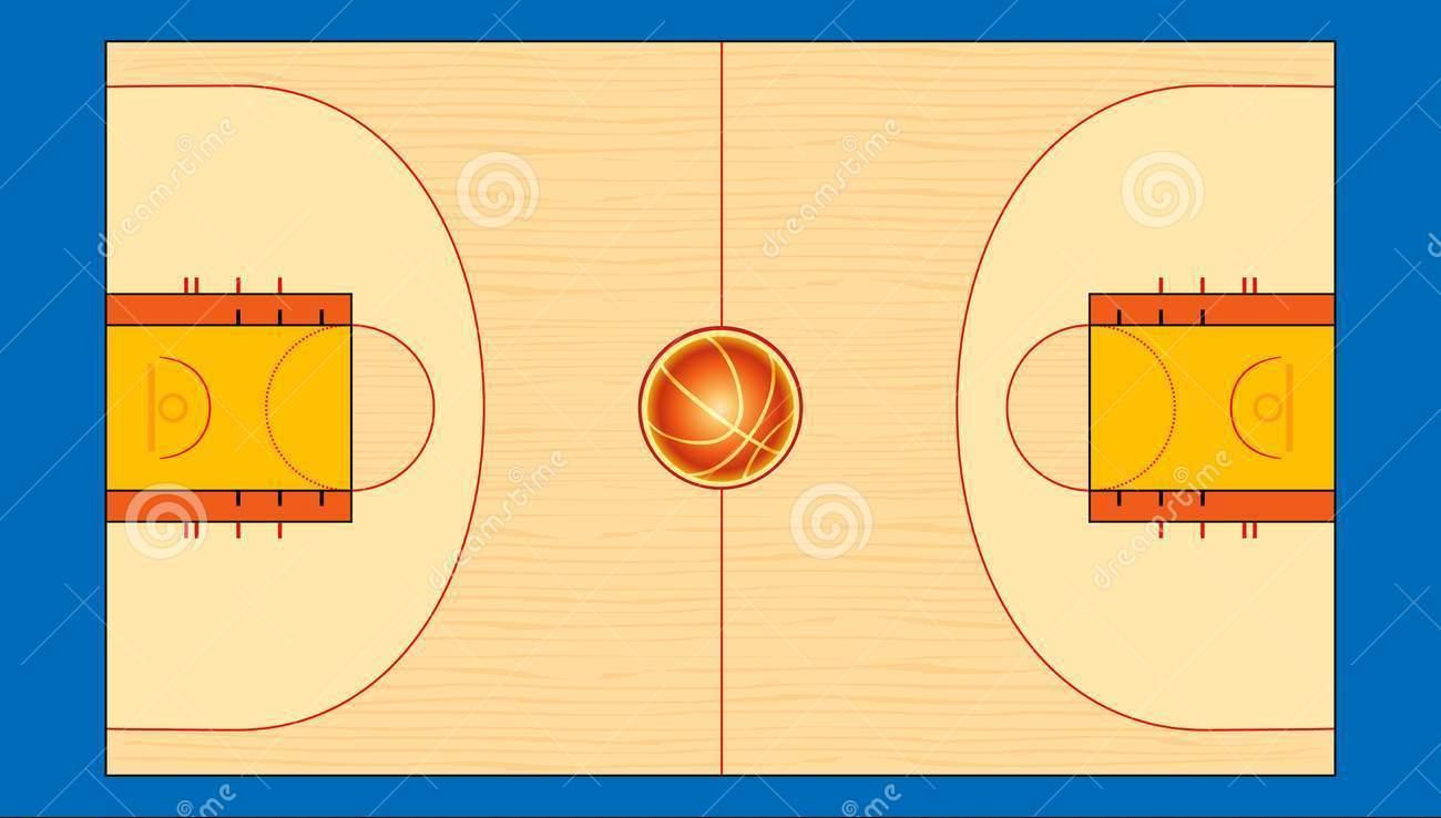 Regole e campo di gioco il mondo della pallacanestro - Immagini stampabili di pallacanestro ...