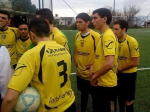 I ragazzi del Savio Calcio a 5