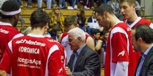 Un time out di coach Eugenio Dalmasson