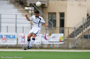 Il centrocampista Gianluca Maresca