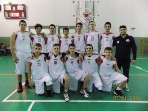 La formazione Under 17 del Milazzo