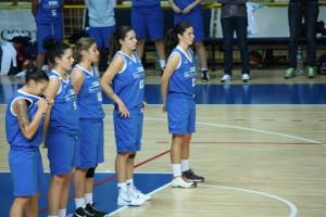 Un quintetto della Rescifina Messina
