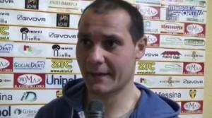 Il centrocampista Davide Santamaria