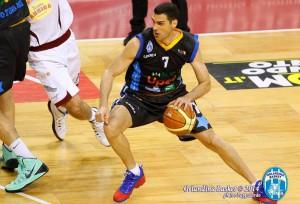 Il capitano dell'orlandina Matteo Soragana farà parte della selezione azzurra all'All Stra Game