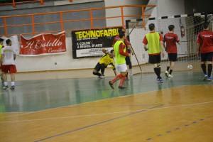 Allenamento Futsal Peloro Messina1