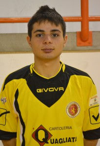 Antonino D'Angelo (Futsal Peloro Messina)