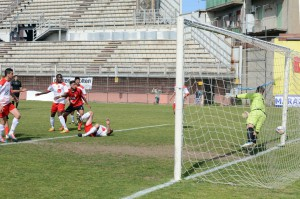CDM-Rende 1-1 Il gol Cammaroto
