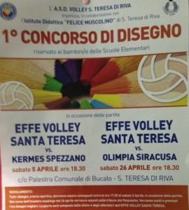 Effe Volley concorso