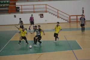 Fase di gioco Futsal Peloro Messina-Nissa Futsal 1