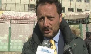 Il ds Fabrizio Ferrigno
