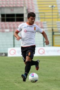 Francesco Simonetti in azione