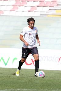 Antonio Cucinotta in azione