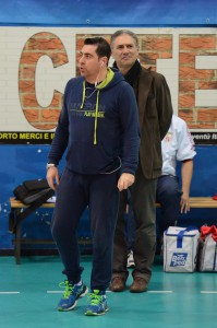 Il tecnico messinese Flavio Ferrara (foto Giovanni Isolino)