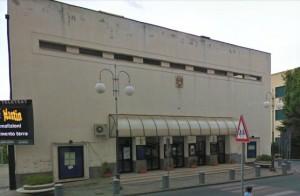 Il teatro Beniamino Joppolo di Patti