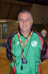 Il tecnico Nino Rinaldi
