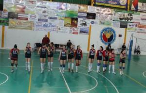 Le ragazze dell'Effe Volley