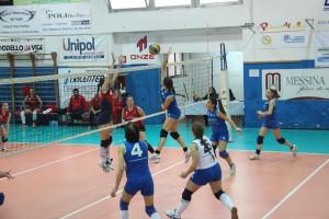 Il Semper Volley in azione