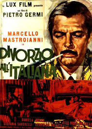 """locandina del film """"Divorzio all'italiana"""""""
