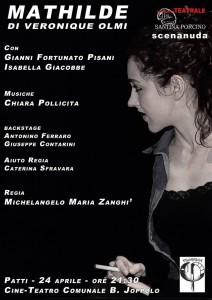 "la locandina ""Mathilde"""
